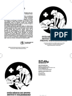 Guía Básica de Apoyo Mutuo y Solidaridad Frente Una Emergencia
