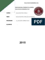Dimensionamiento, Cargas, Analisis Sismico