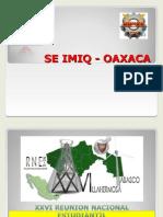 SE IMIQ - OAXACA