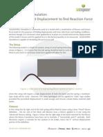 Solidworks SImulation Prescribed Displacements