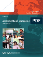 Assessment Management of Pain