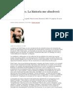 Fidel Castro - La Historia Me Absolverá - Reseña