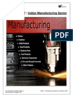 Dissector Analysis - Manufacturing Sector