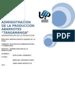 Administración de La Producción Abarrotes