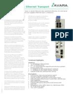 Brochure Dfx1000 dfxBlade