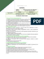 Planificacion 4 Español