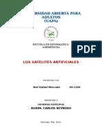 Los Satelites Artificiales