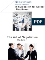 Negotiation Module1 Part1