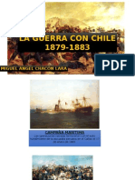 Guerra Contra Chile Power Point