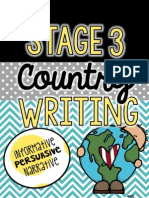 writing program term 3
