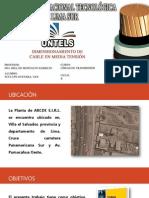 Dimensionamiento de cable en Media Tensiòn.pdf
