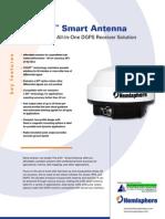 HemisphereGNSS A101 DataSheet 12