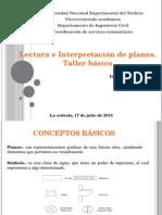 Interpretacion de Planos de ingenieria