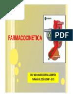 Farmacologia - Farmacocinética