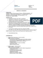 Anderson Oliveira - ABAP Jr.