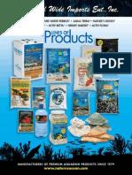 Natures Ocean Catalog