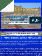 Restauração da Fé Apostólica Módulo 4.1