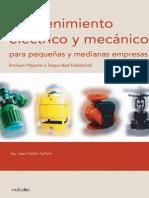 Mantenimiento eléctrico y mecánico