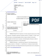 Corbis Corporation vs. Arnold Moving Company, LLC - Document No. 13