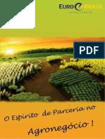 Folder Euro Brasil