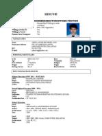 Resume Azimiuhyi