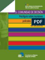 Baquia 15 - Comunidad de Decisión