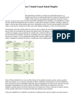 Dietas Milagro, Dieta Y Salud Canal Salud Mapfre