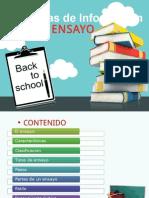 2015 El Ensayo