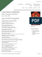 A Daily Practice of Siṃhamukhā ~ Dudjom Rinpoche ~ Lotsawa House