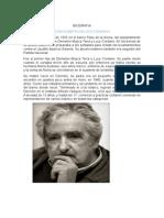 Biografia de Pepe Mujica
