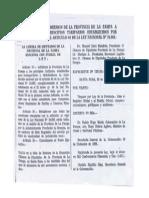 Ley N 1451 Tarifacion Recepta Art 40 Ley 24065