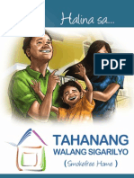 Smoke Free Home Brochures