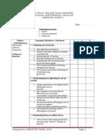 Chemistry Form 5