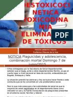 Toxicología generalidades