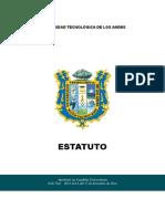 Estatuto_2014 -UTEA