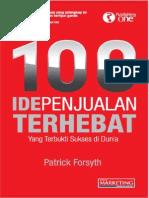 100 Ide Sales