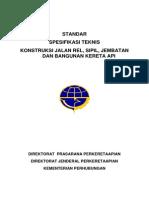 1. Standar Spesifikasi Teknis Umum-libre