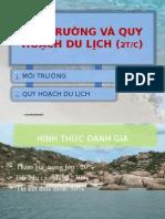 Moi Truong Va Quy Hoach Du Lich