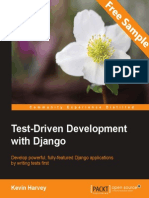 Test-Driven Development with Django - Sample Chapter