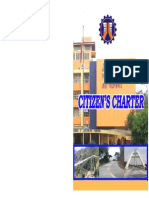 DPWH Citizen's Charter