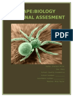 Bio Cover Page