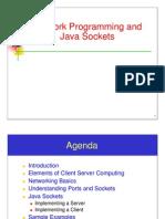 Network Programming and Java Sockets