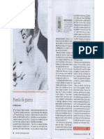 STERZI Eduardo - Poesia de Guerra [Drummond, Poesia Traduzida]