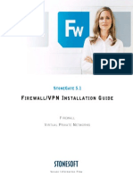 StoneGate Firewall Installation Guide v5-1