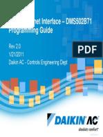 (2011-01-21) Daikin BACnet Interface Programming Guide.pdf