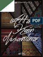 Sample Produk Buku Kain Nusantara