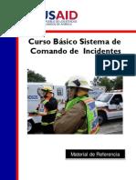 Manual de Sistema de Comando de Incidentes