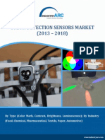 Color Detection Sensor Market to Witness Major Growth of up to $2.45 Billion by the Year 2018