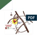 carmona estates map