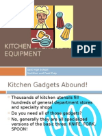 Kitchen Utensils PPT